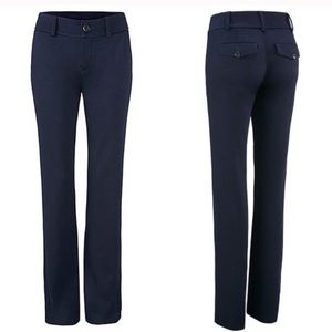 Cabi | Top Notch Navy Blue Trouser Career Pants 10